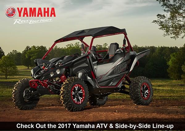 07_2017 Yamaha ATV and Side